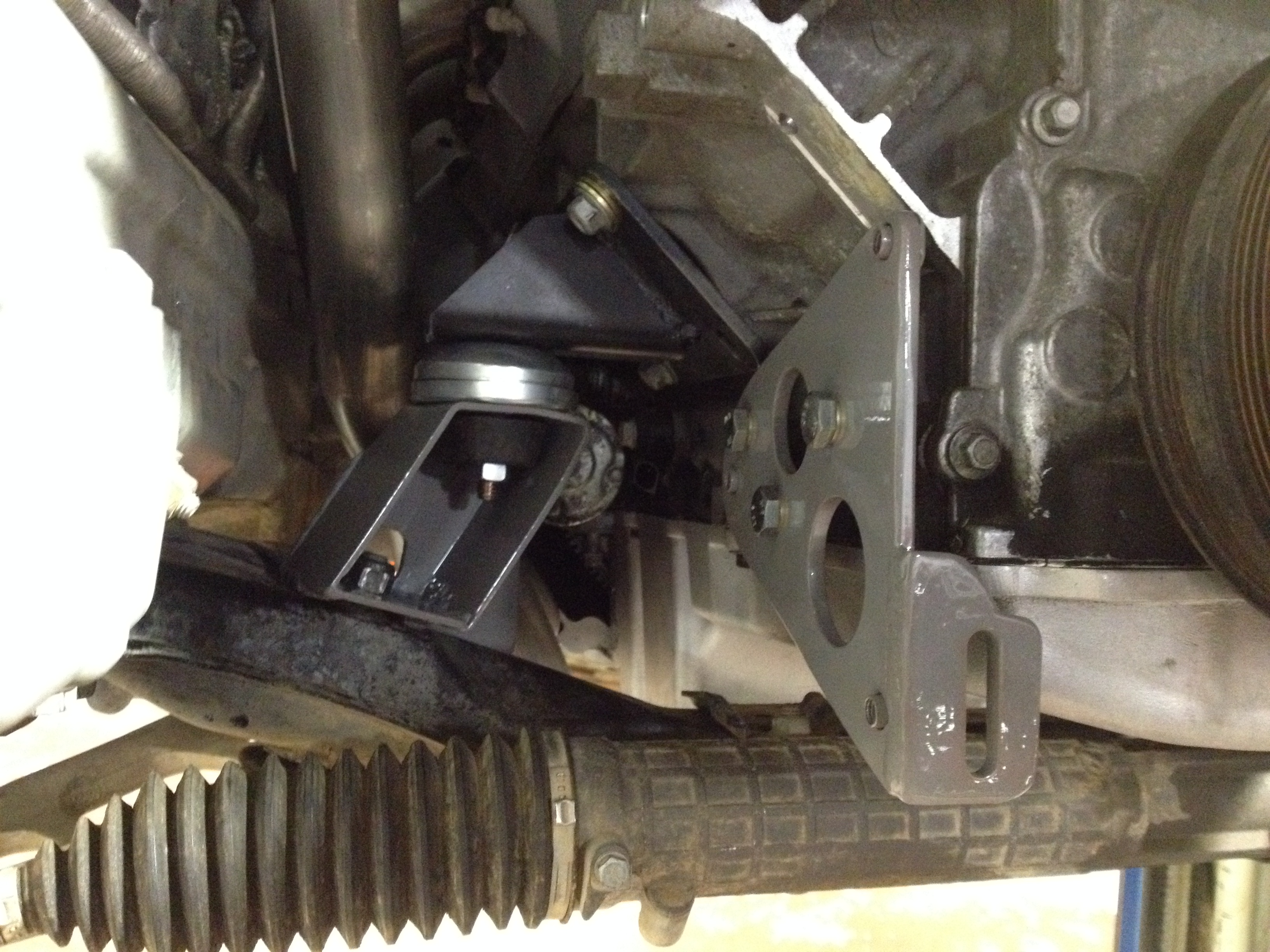 E46 lsx motor mount 3 santa fe garage for Motor mount repair estimate