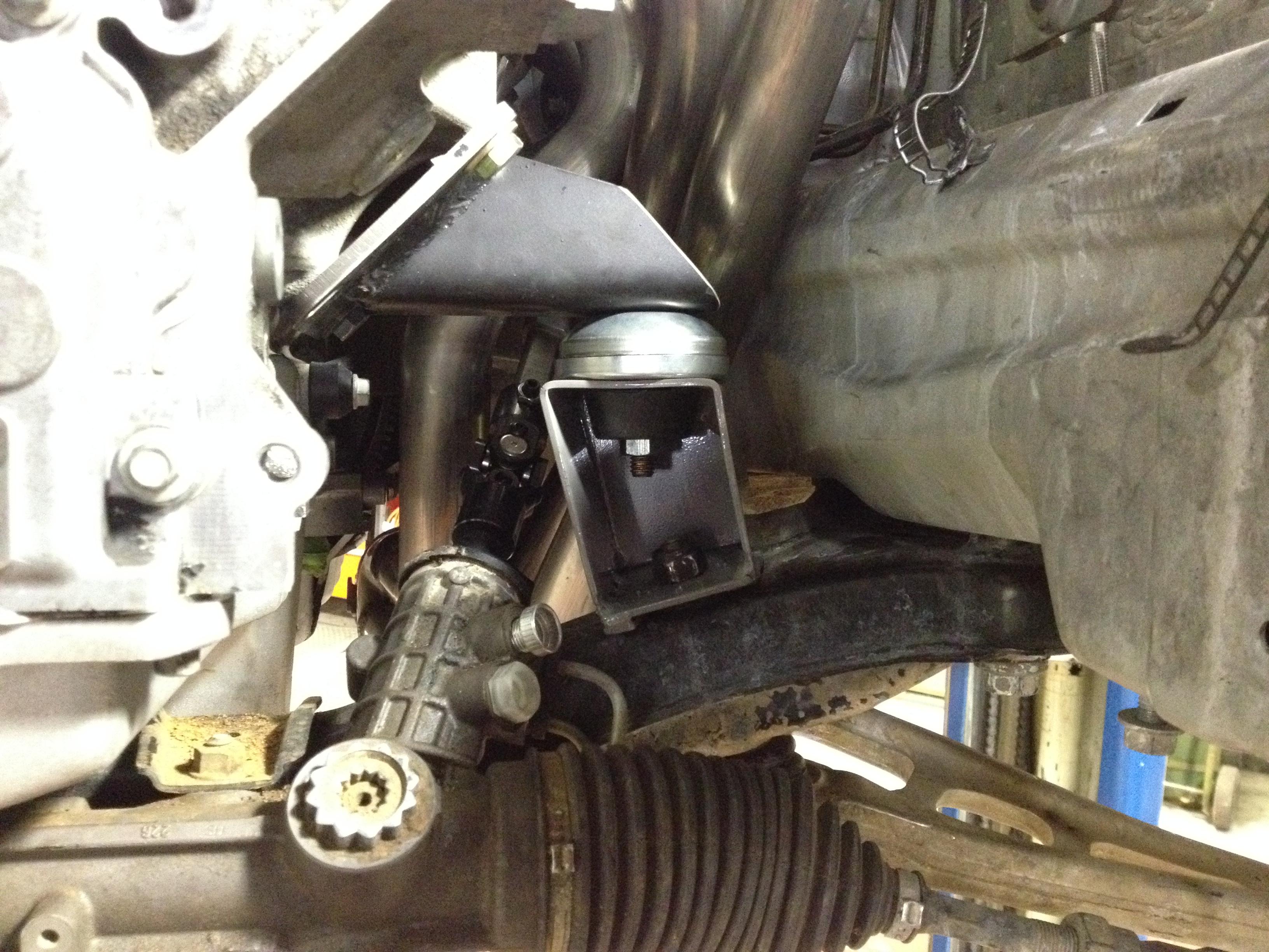 E46 LSx Conversion Motor Mounts